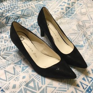Anne Klein iflex black pumps Akbarb 6.5
